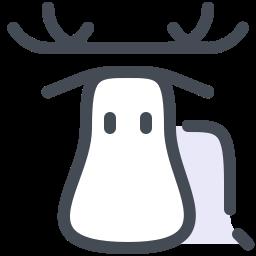 Christmas Deer icon