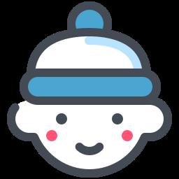 Christmas Kid icon