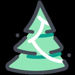 クリスマスツリー アイコン 無料ダウンロード Png およびベクター