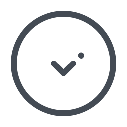 Down Button icon