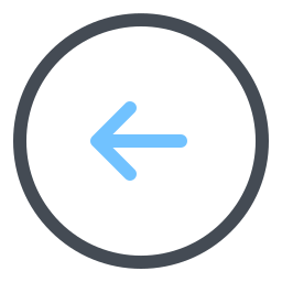 Backward icon