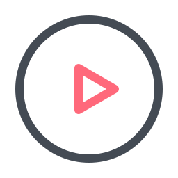 Circled Play icon