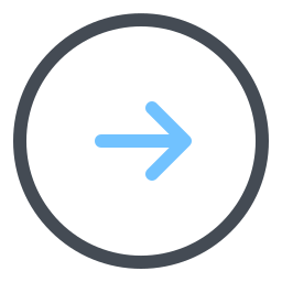 Right Pointing Arrow icon