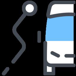 City Bus Alternative Route icon