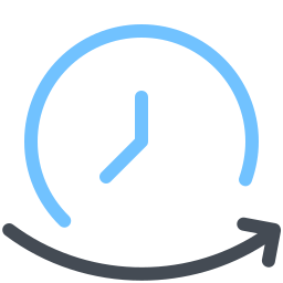 Clock Arrow icon