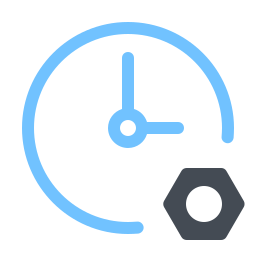 Clock Settings icon