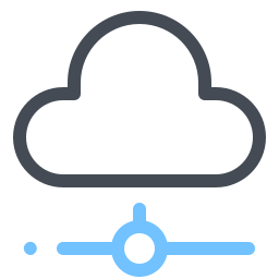 Cloud-Verbindung icon