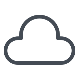 Cloud Host icon