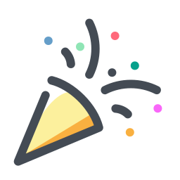 Party Confetti icon