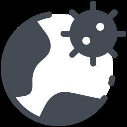 Coronavirus Pandemic icon