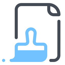 Correct Document icon