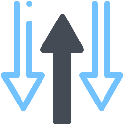 Counterflow icon