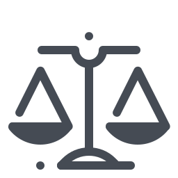 Scale of Justice icon
