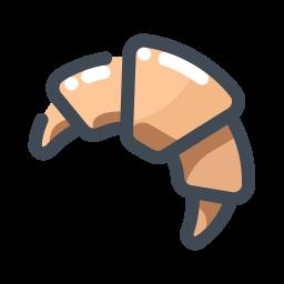 Croissant Icon - Laden Sie PNG und Vector kostenlos herunter