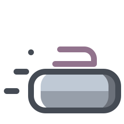 Curling Stone icon
