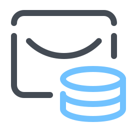 Collection of Data icon