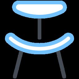 Chair Armchair Furniture Interior 33 icon