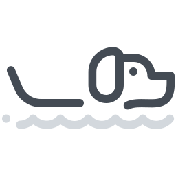Dog Swim icon