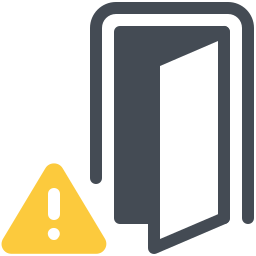 Closed Door icon