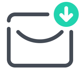 Descargar Mail icon
