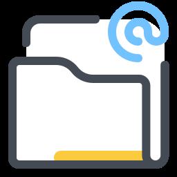 E-Mail-Ordner icon