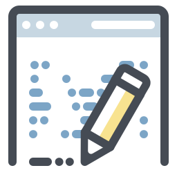 Edit Journal icon