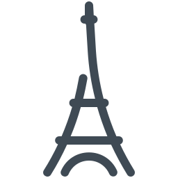 Torre Eiffel icon
