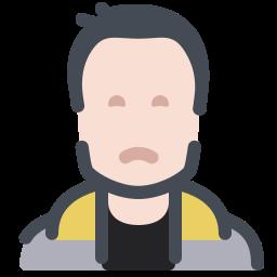 Elon Musk icon