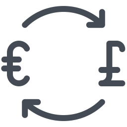 Euro Pound Exchange icon