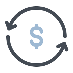 Exchange Dollar icon