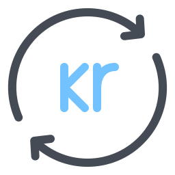 Exchange Krone icon