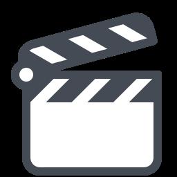 clapperboard -v1 icon