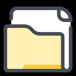 empty folder--v2 icon