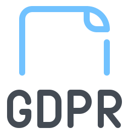 gdpr document icon