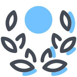 laurel wreath--v2 icon