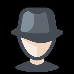 spy male icon