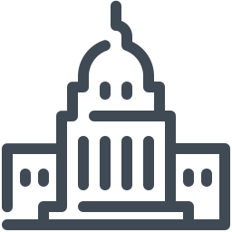 us capitol icon