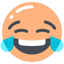 Face With Tears Of Joy icon