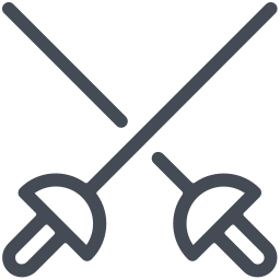 Fencing Swords icon