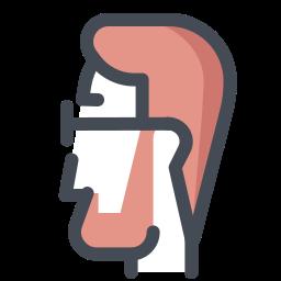 administrator male icon