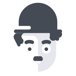 charlie chaplin--v2 icon