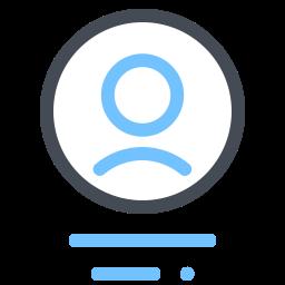 name -v2 icon