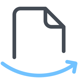 File Arrow icon