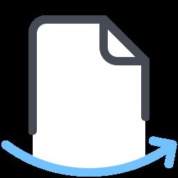 File Arrow icon