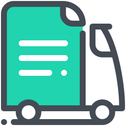 File Delivery icon