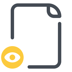 File Preview icon