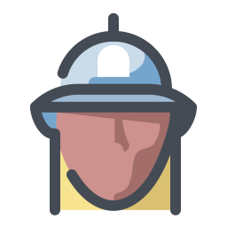 Feuerwehrmann Hauttyp 6 icon