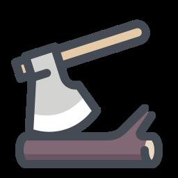 Bois de chauffage icon