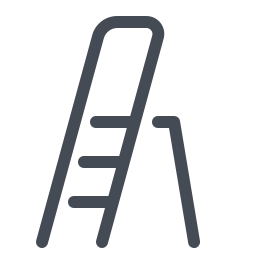 Folding Ladder icon