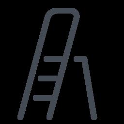 Folding Ladder icon